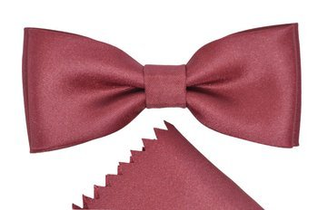 Boys Bow Tie 103 Wine
