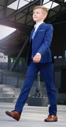Diego Boys 3pc Suit - Blue (2021)